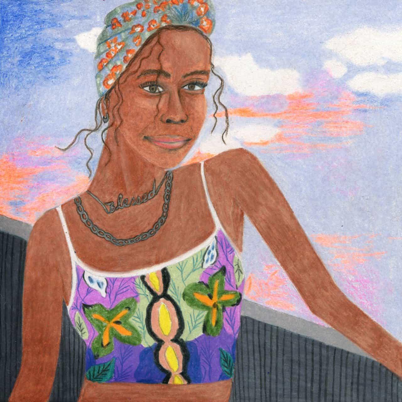 Adriana Lozano para Spotify Fresh Finds: Basement, TSHA