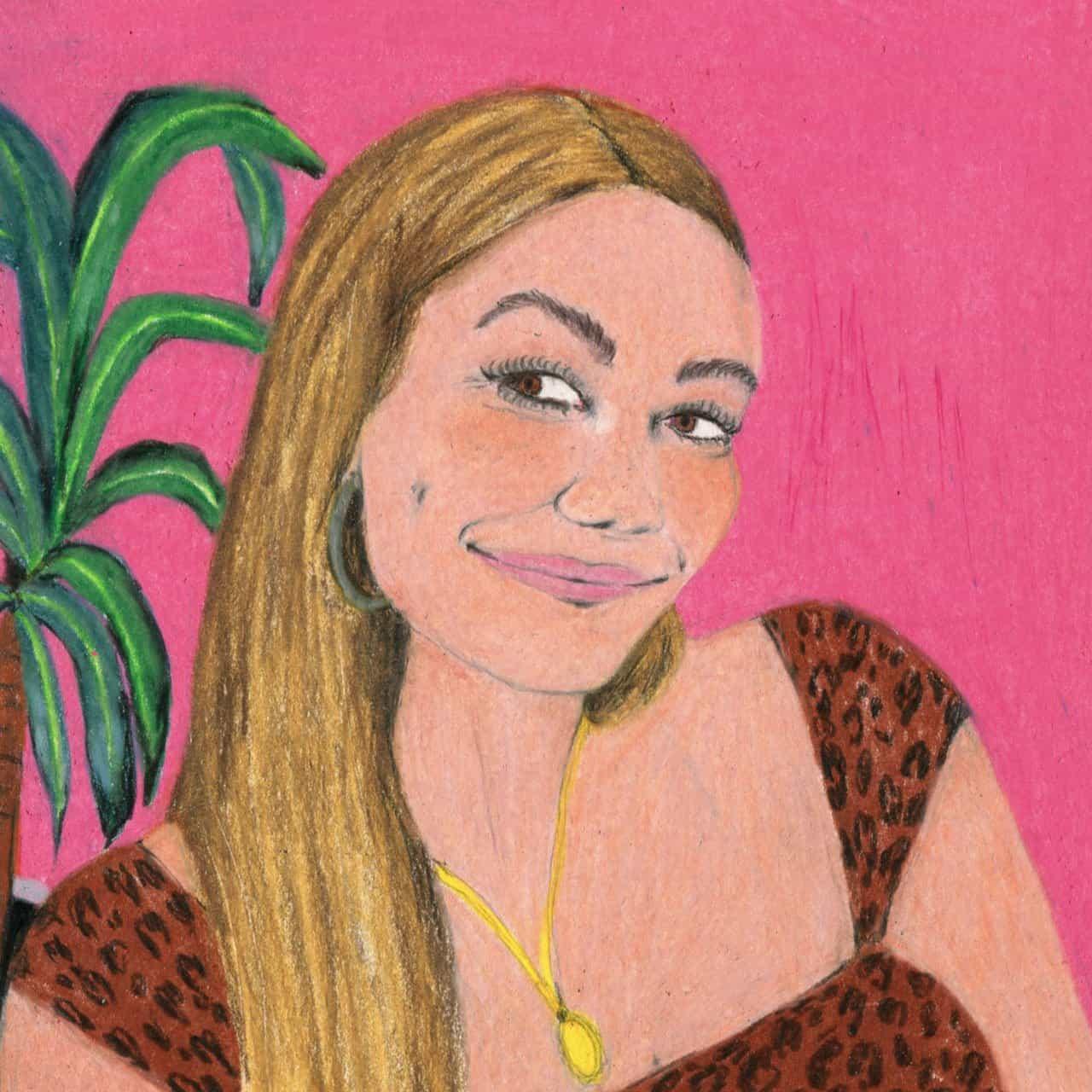 Adriana Lozano para Spotify Fresh Finds: Country, Abby Anderson