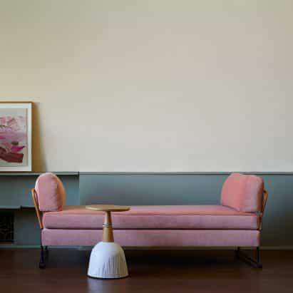 California modernistas RM Schindler y Richard Neutra muebles Colección influencia del fabricante