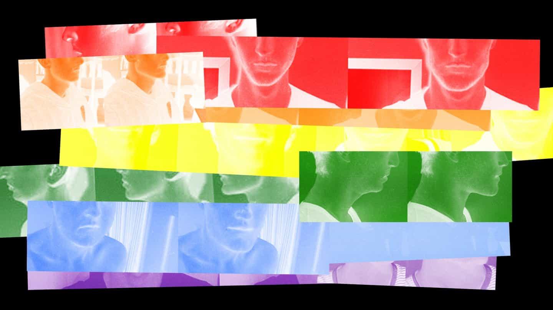 Callum Abbott: Gay Incels (© Callum Abbott, Dazed 2020)