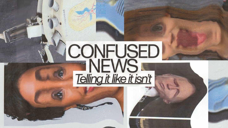 Callum Abbott: Noticias Confused (© Callum Abbott, Dazed 2020)
