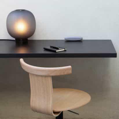 John árbol y Resident desafío de diseño de oficina convencional con Jiro Silla giratoria
