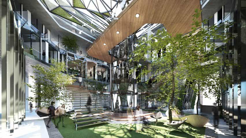 SCAD estudiantes comparten 10 arquitectura, muebles e interiores proyectos