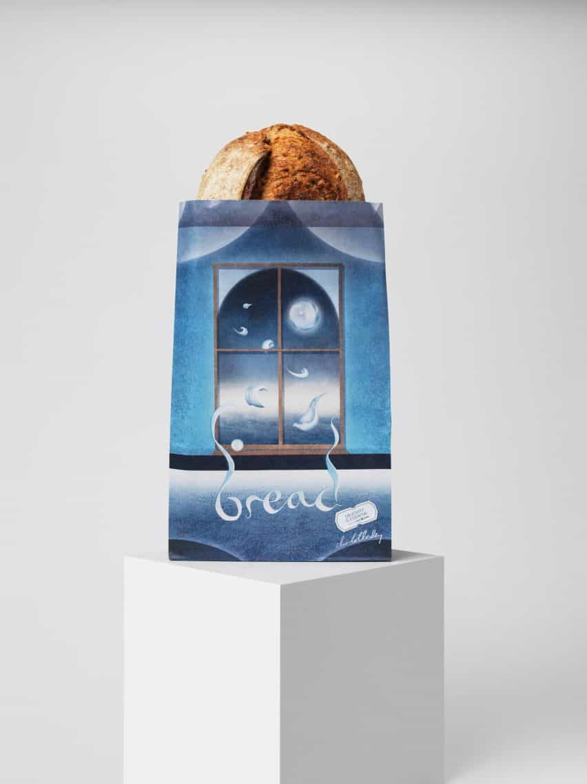 Bolsa de pan de Charlotte Edey