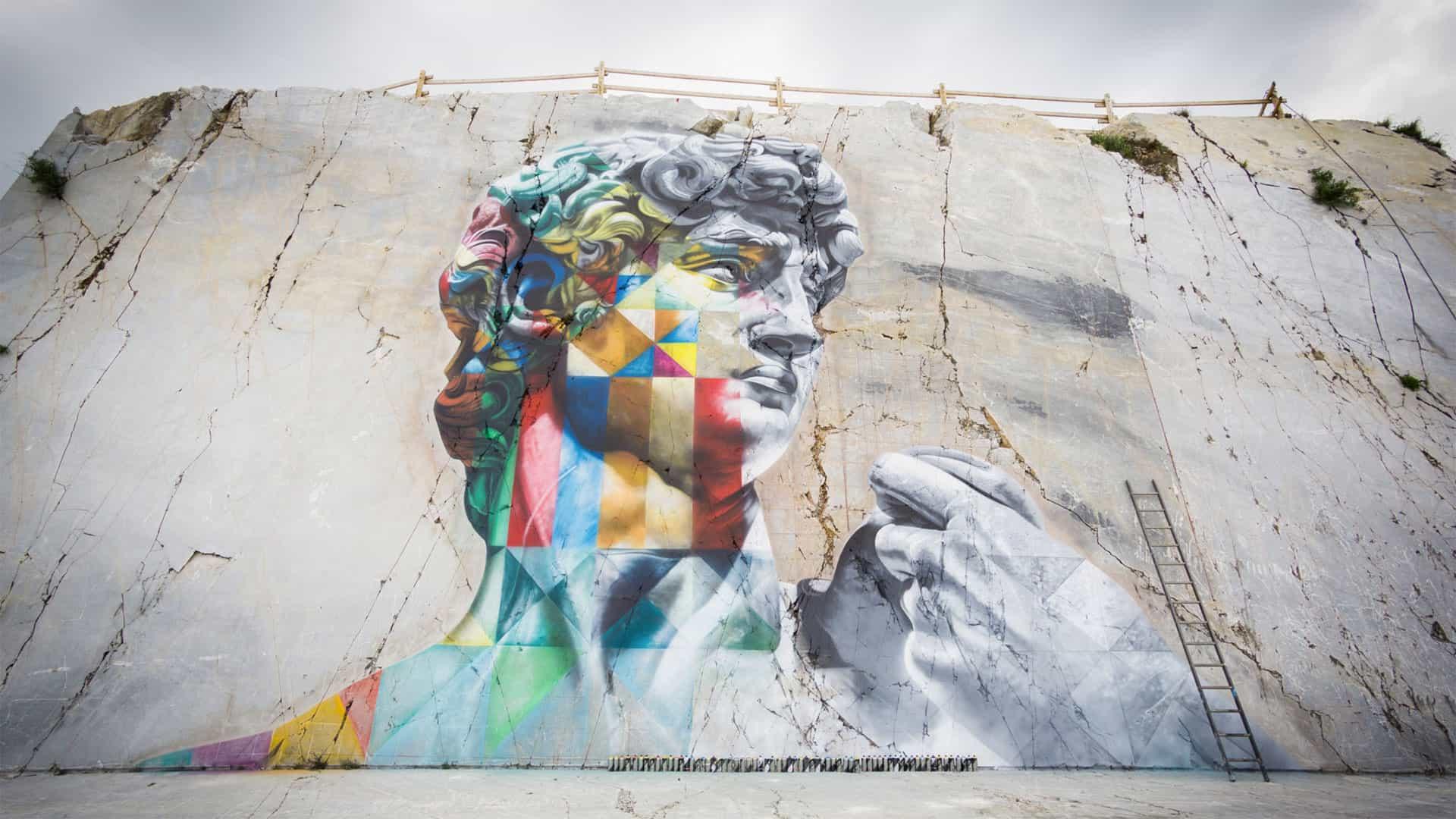 Arte callejero: 49 ejemplos increíbles que te inspire