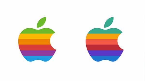 Apple modifica su logotipo clásico (y la gente no está contenta)