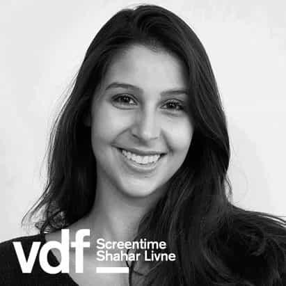 entrevista en vivo con Shahar Livne como parte del Festival de Diseño Virtual