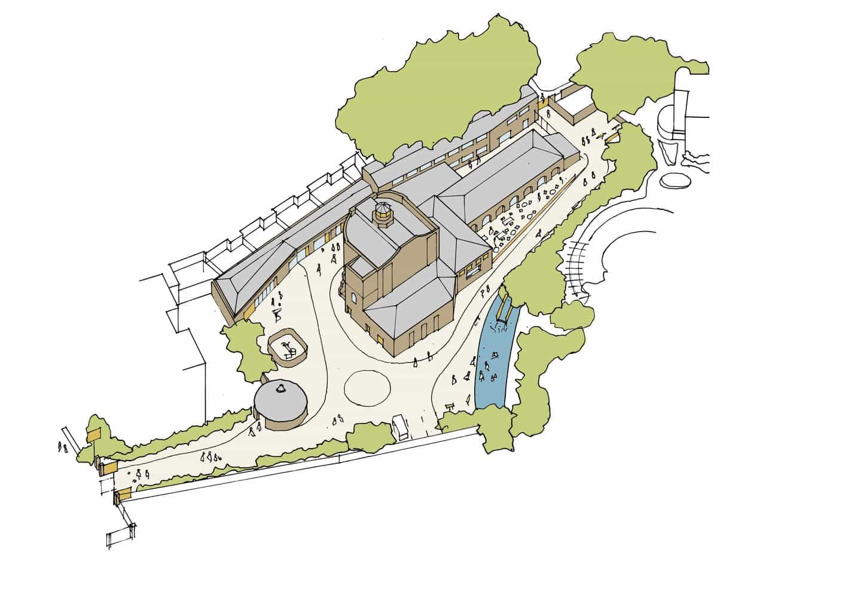 Visualizaciones de Tim Ronalds Arquitectos