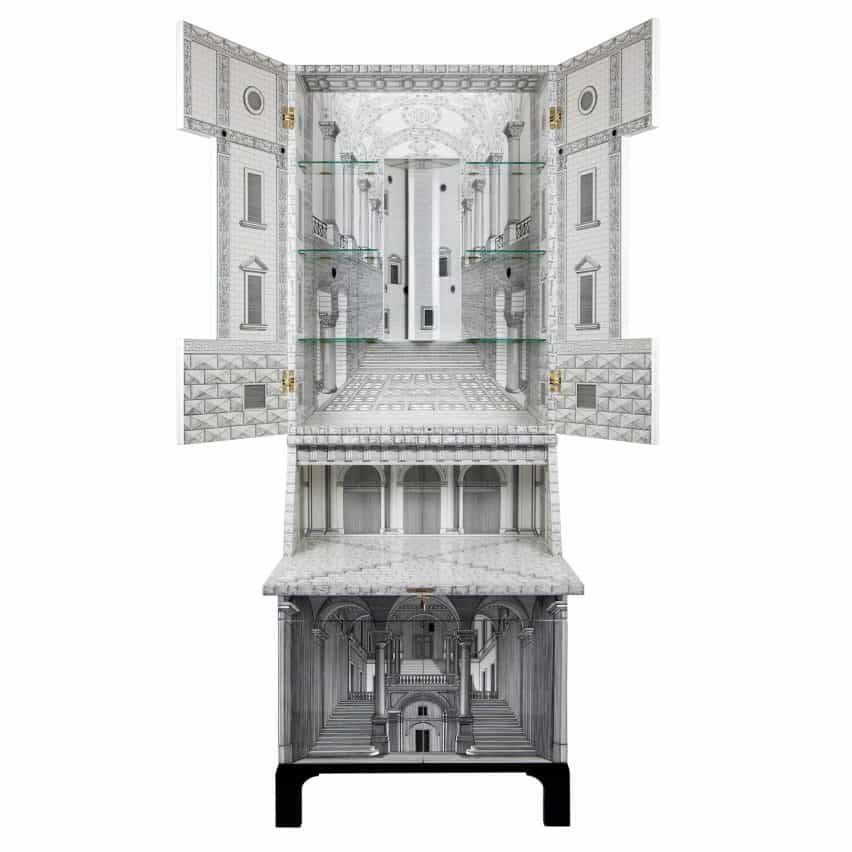 Architettura trumeau de Fornasetti