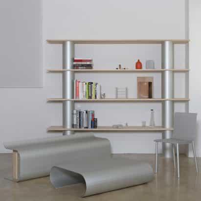 muebles de la curvatura de taller Útil está hecho de chapa metálica prensada