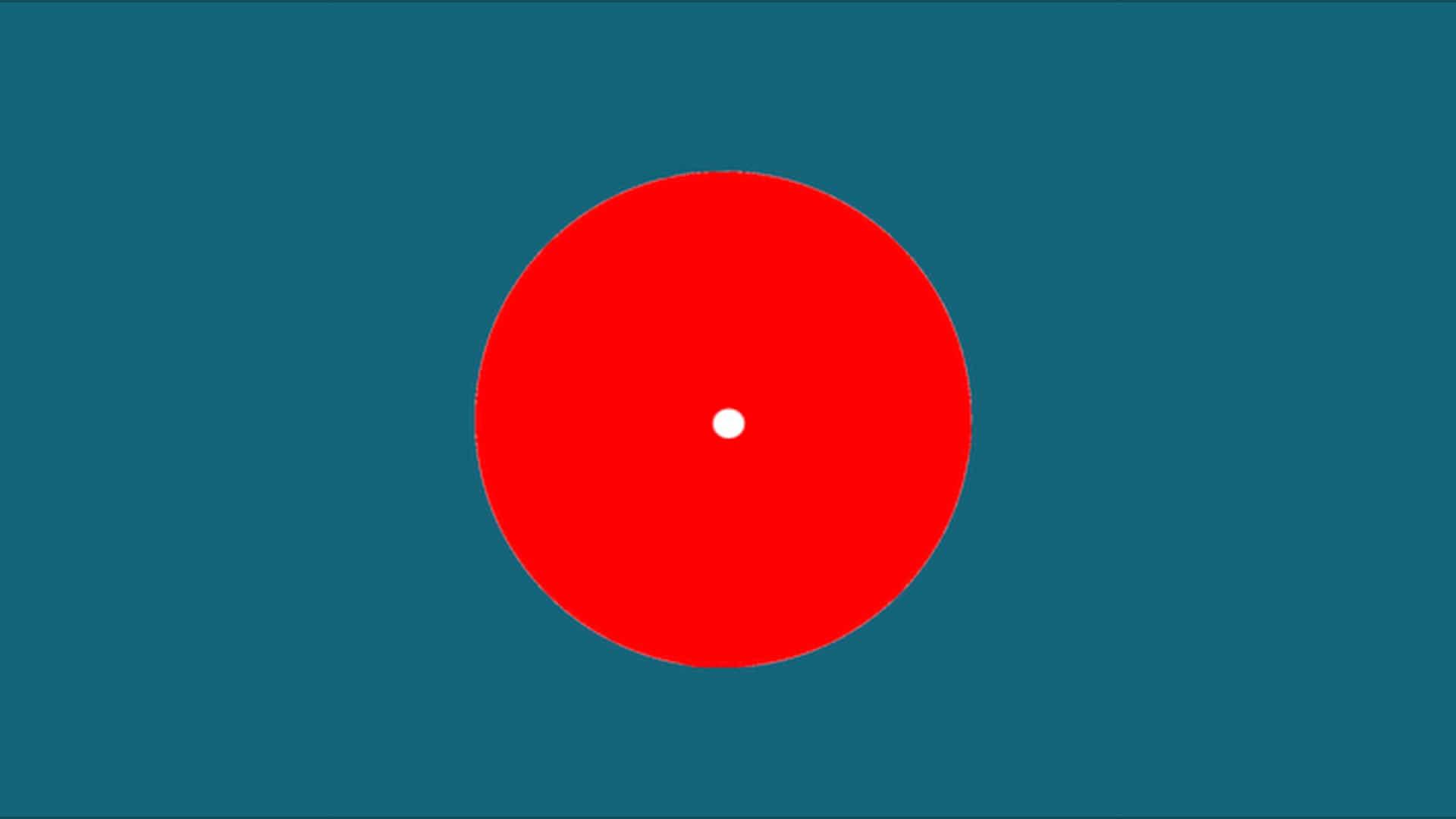 Esta asombrosa ilusión óptica podría mostrarte un color completamente nuevo.