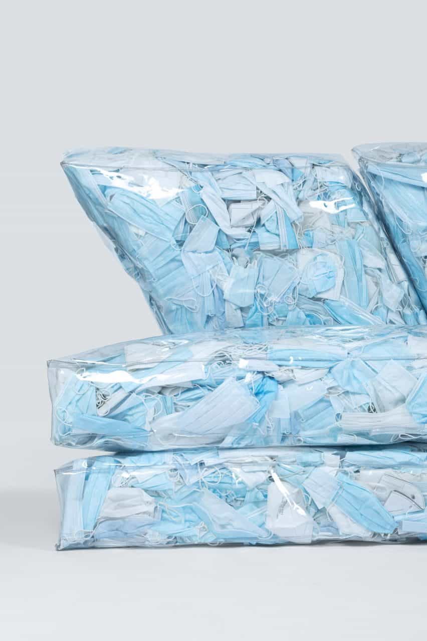 Primer plano de Couch-19