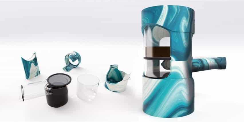 11 proyectos de curso de Diseño Sostenible de Producto de la Universidad de Falmouth