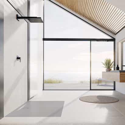 Kaldewei abre la ducha con un surface diseñado por Werner Aisslinger