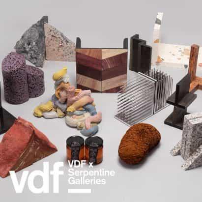 Serpentine Gallery explora el impacto político y ecológico de los materiales en la charla en vivo para VDF