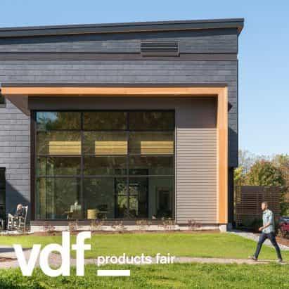 Cupa Pizarras presenta tres sistemas de fachada de pizarra en VDF productos justo