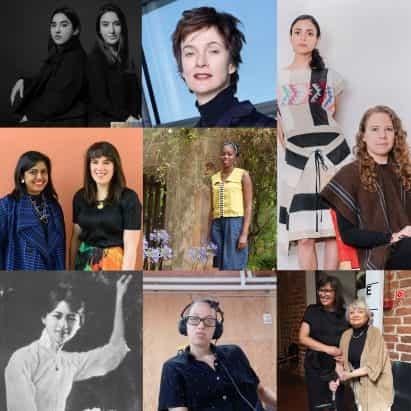 Veintidós mujeres arquitectas y diseñadoras que debes conocer