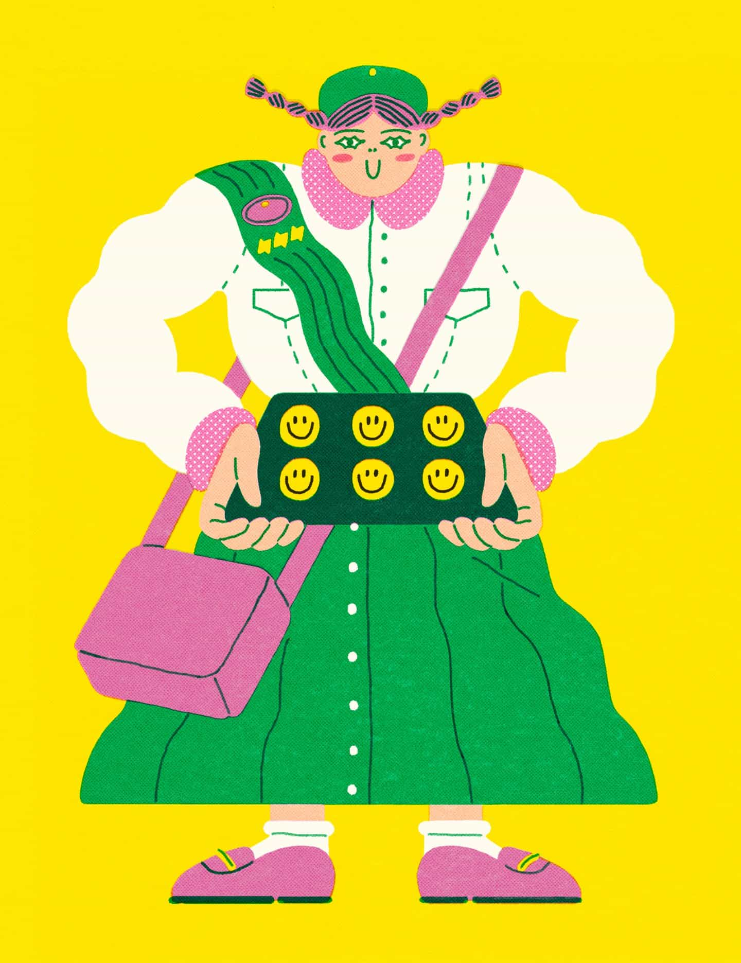 Galletas Girl Scout