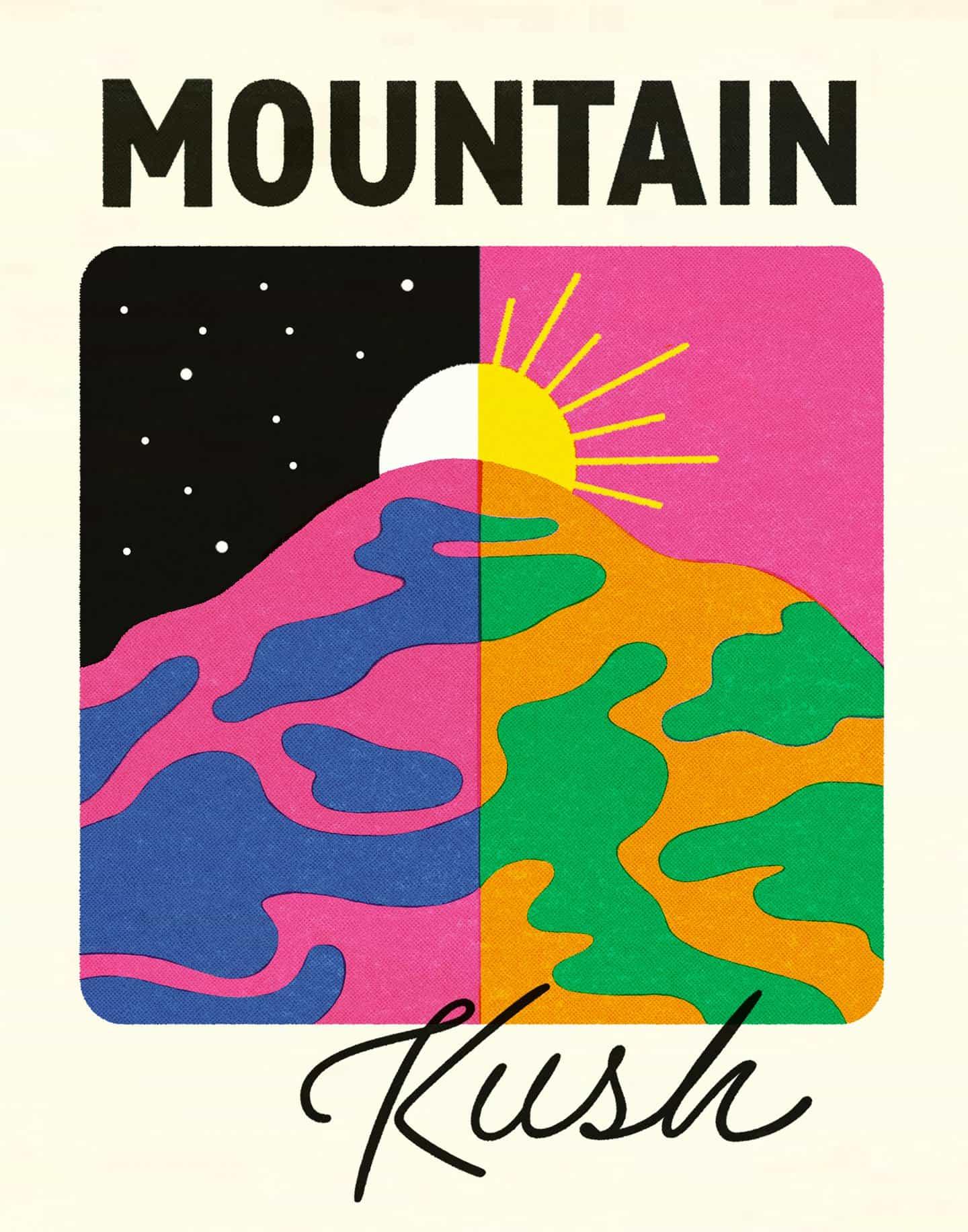 montaña Kush