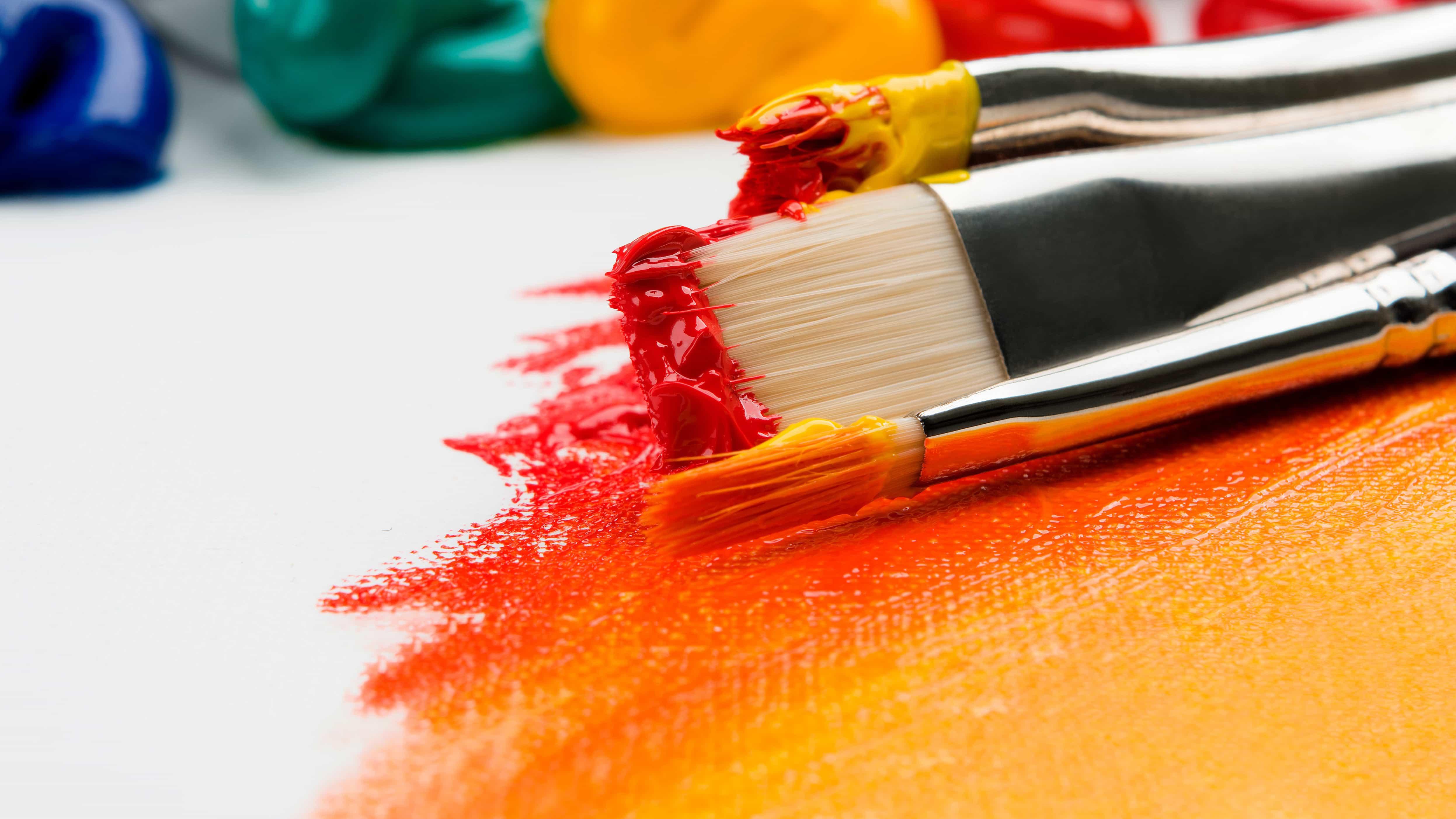 Lienzo de pintura para principiantes: Los mejores consejos