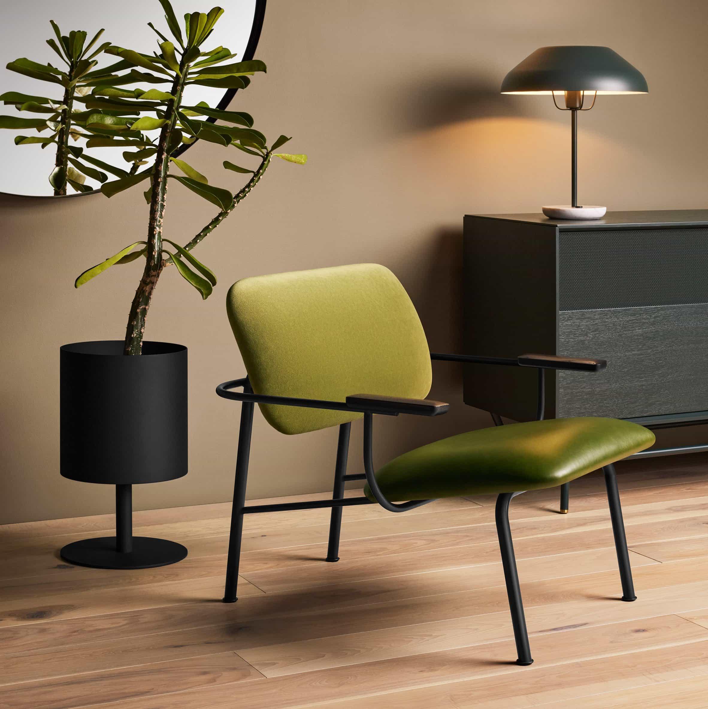 Método sillón de Blu Dot entre los nuevos productos de Dezeen Showroom
