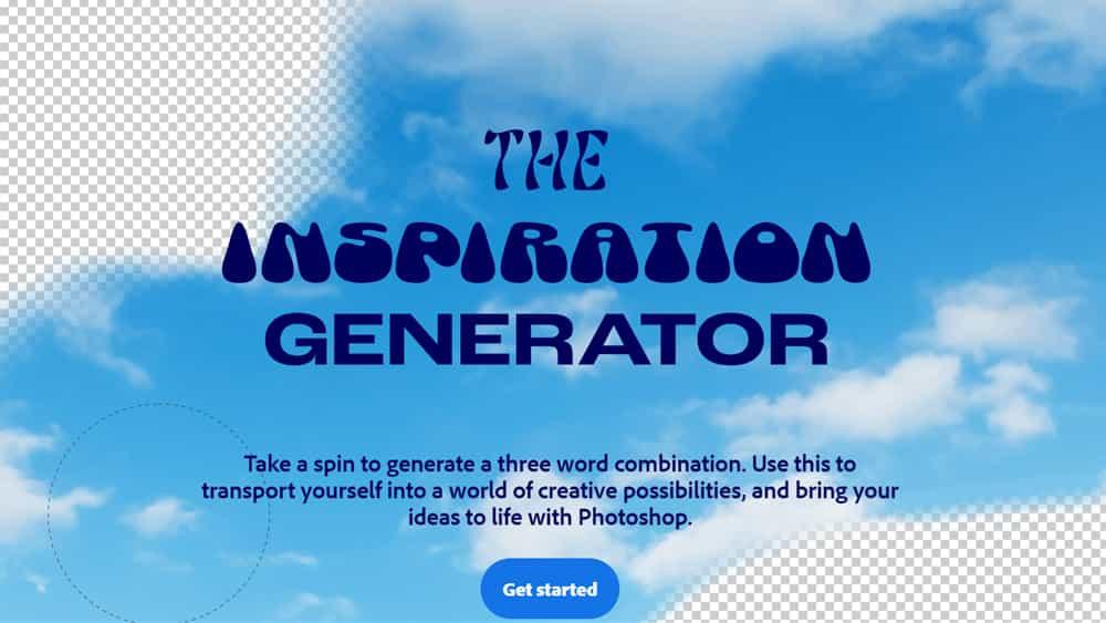 ¿Puede el generador de inspiración loco de Adobe curar el bloqueo creativo?
