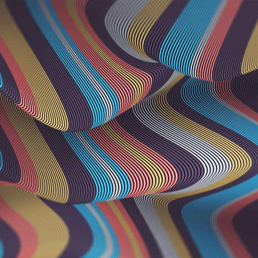 Ilustración vectorial intrigante - Novelty Waves Vol 4