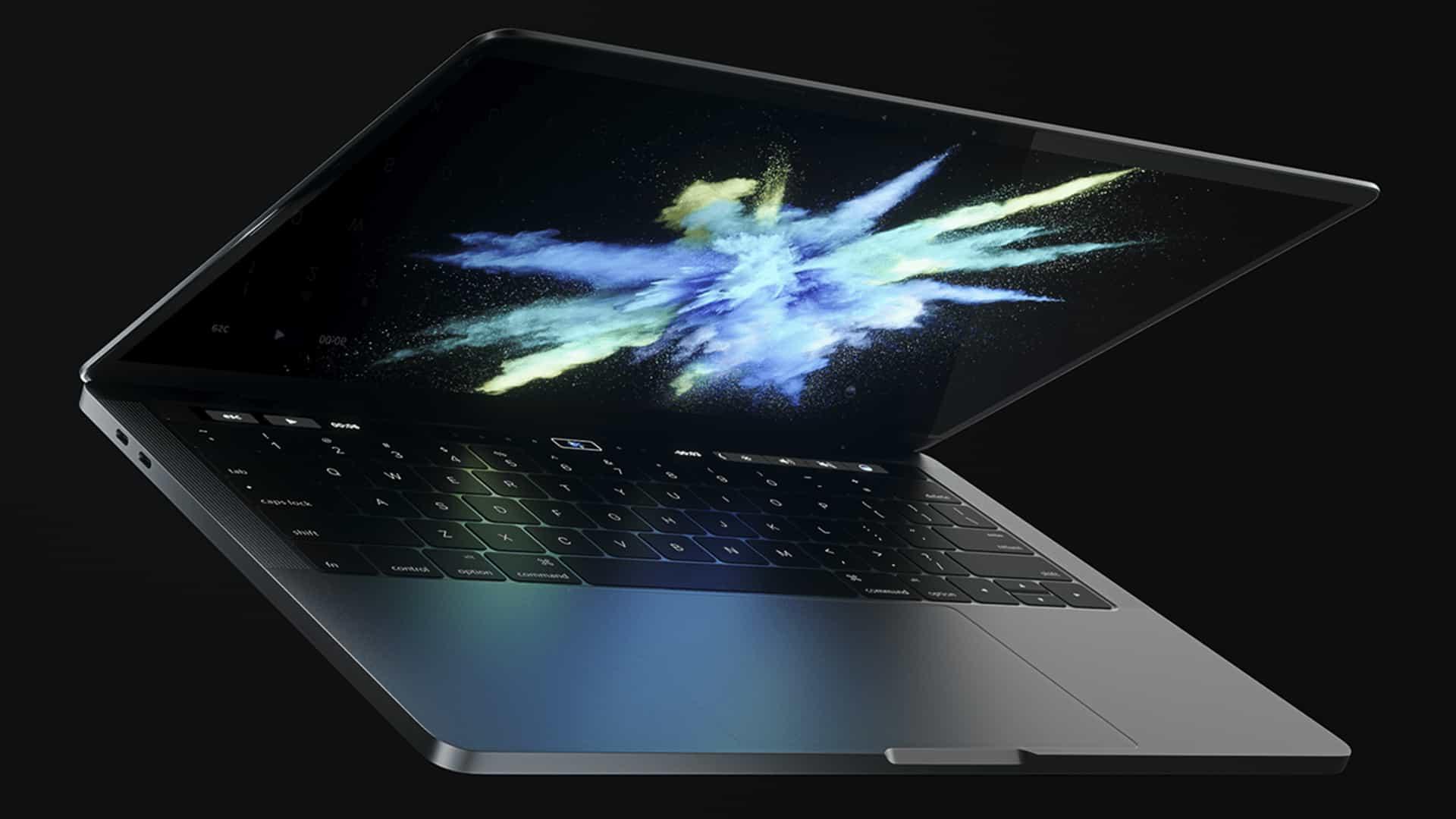 El futuro de la MacBook podría verse radicalmente diferente