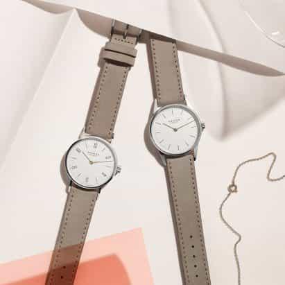 Nomos actualiza los cuatro relojes originales con versiones para una muñeca más delgado